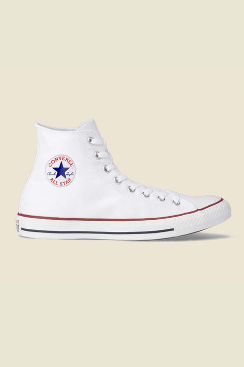 Converse Womens All Star Hi White