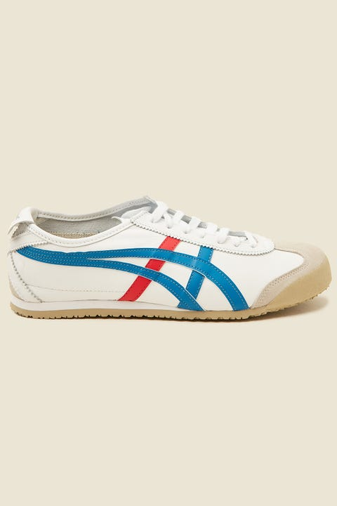 ONITSUKA TIGER Mexico 66 White/Blue/Red