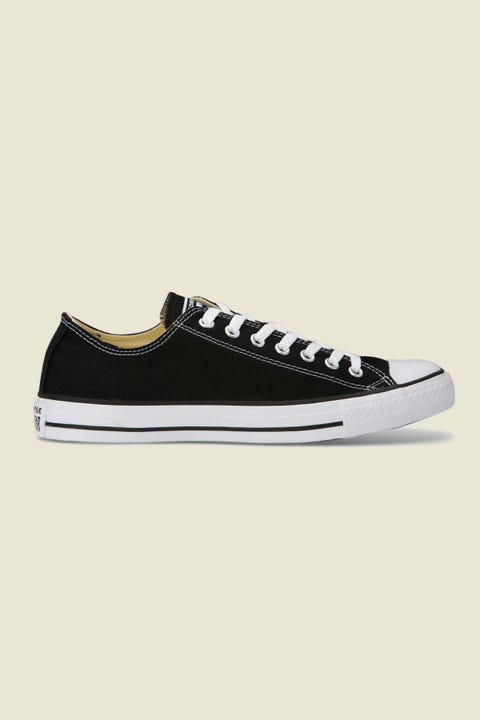 CONVERSE Womens All Star OX Black