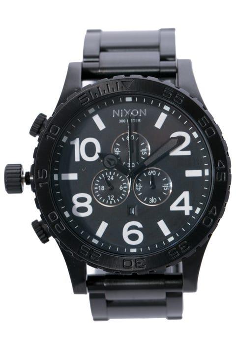 NIXON 51-30 Chrono All Black