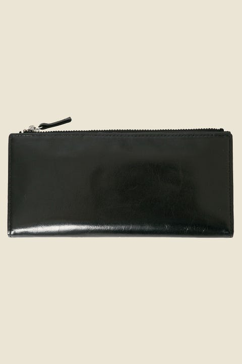 Status Anxiety Dakota Wallet Black Black
