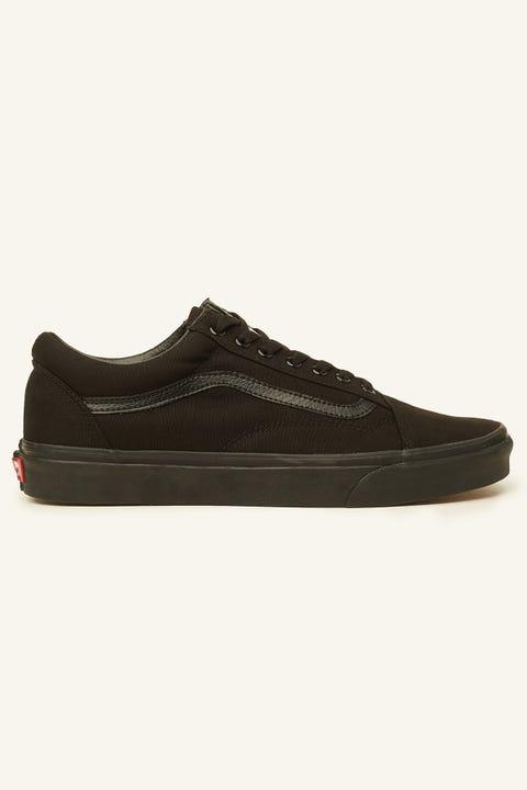 Vans Mens Old Skool Black/Black