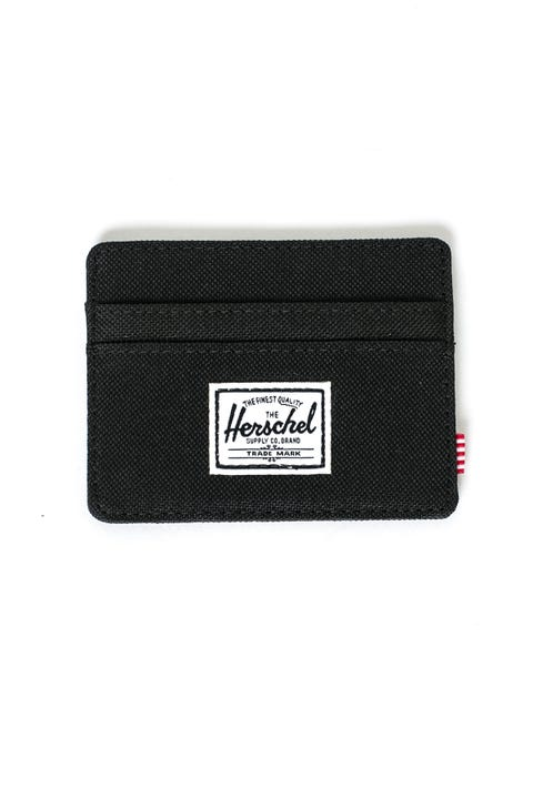 Herschel Supply Co. Charlie RFID Wallet Black