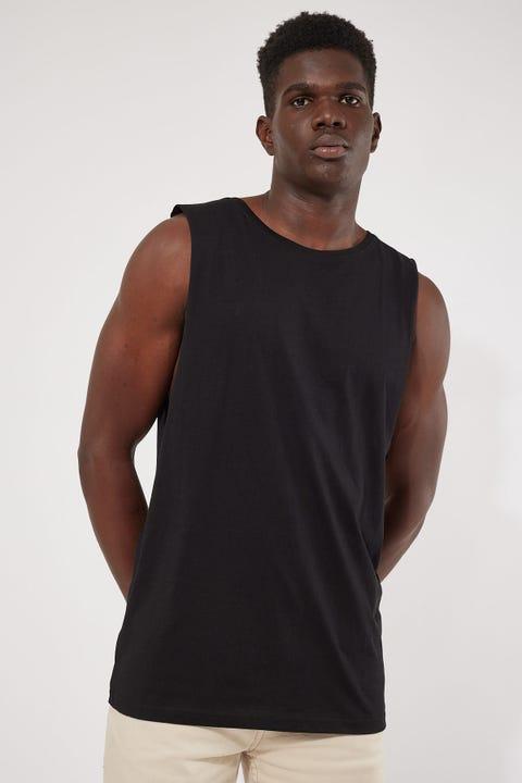 AS Colour Barnard Muscle Black