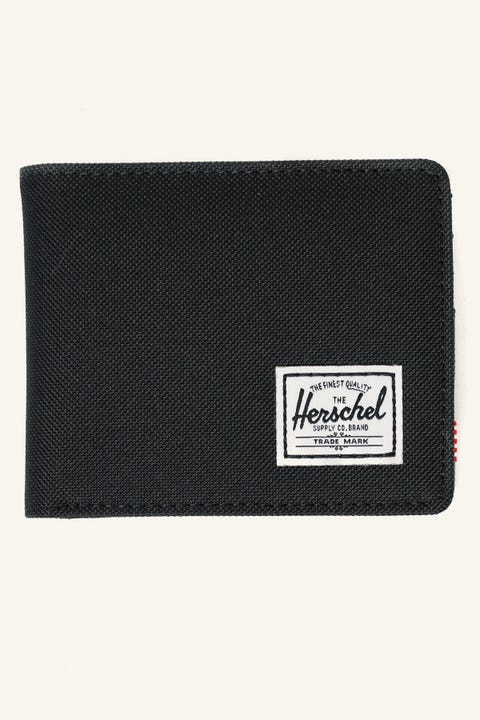 HERSCHEL SUPPLY CO. Roy Coin Wallet Black