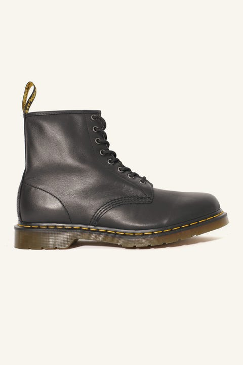 Dr Martens 1460 8 Eye Boot Black Nappa