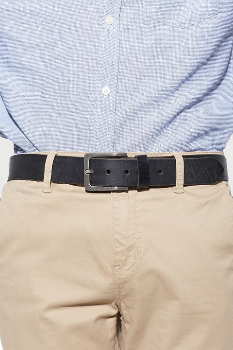 Loop Billy Basic Belt Black