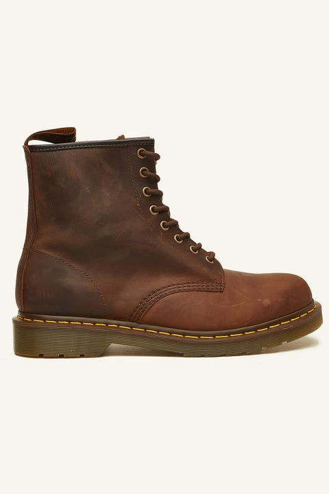 Dr Martens 1460 8 Eye Boot Gaucho Crazyhorse