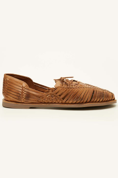 URGE Mykonos Shoe Tan