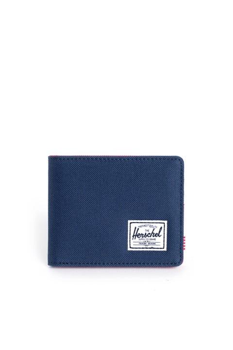 Herschel Supply Co. Roy Wallet Navy/Red