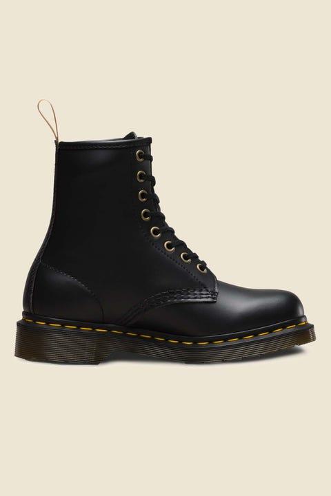Dr Martens Vegan 1460 8 Eye Boot Black