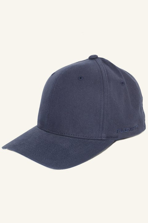 Flexfit Worn By The World Cap Navy