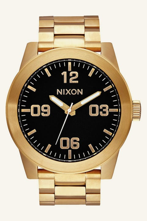 Nixon Corporal SS Gold/Black