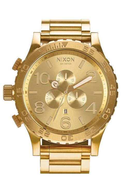 NIXON 51-30 Chrono All Gold