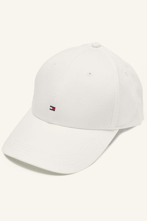 Tommy Jeans Classic BB Cap White