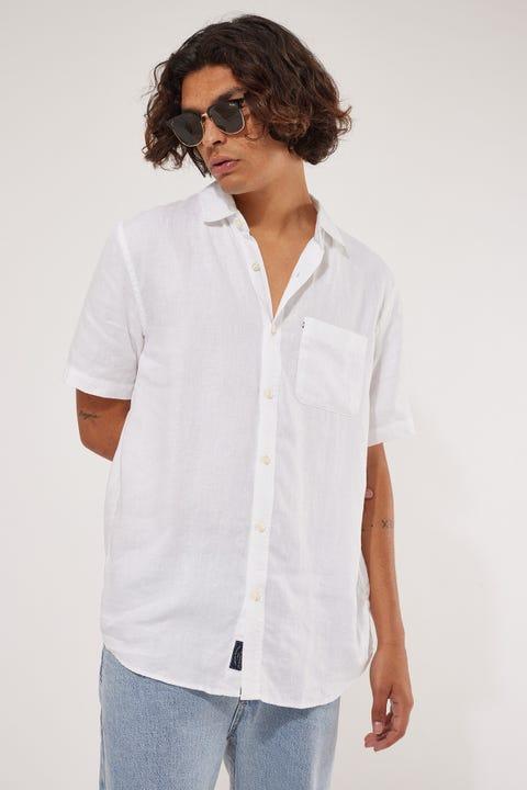 Academy Brand Hampton SS Shirt White