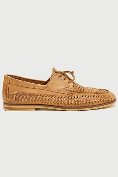 Urge Anchor Shoe Tan