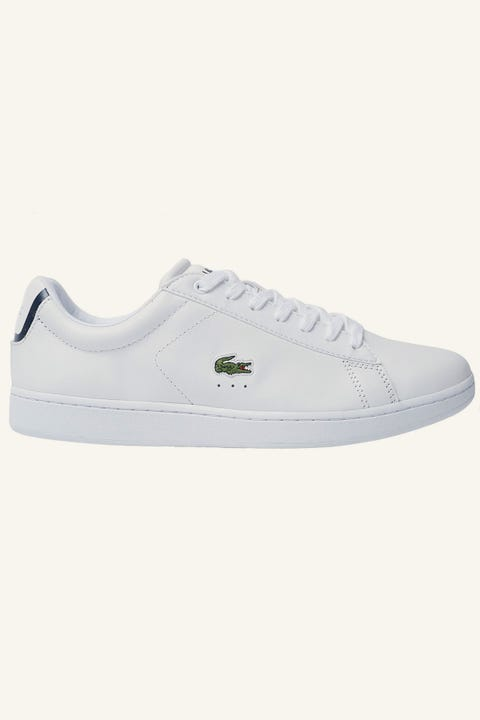 LACOSTE Carnaby BL White