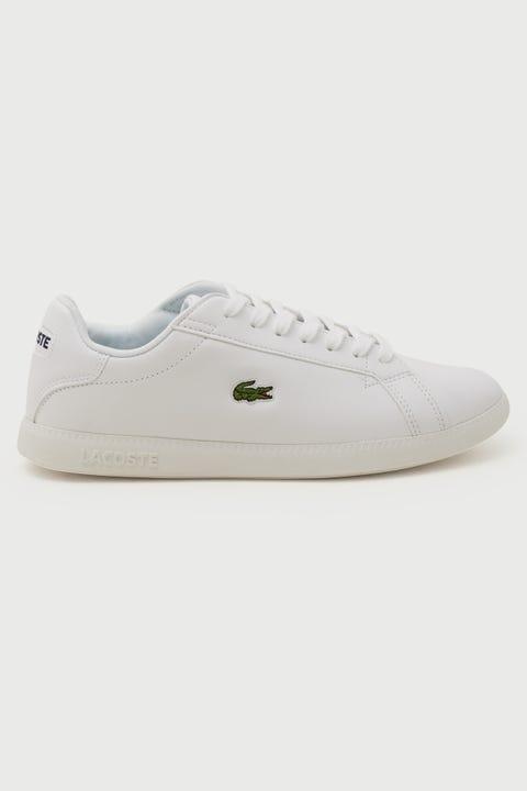 Lacoste Graduate BL 1 SFA White/White