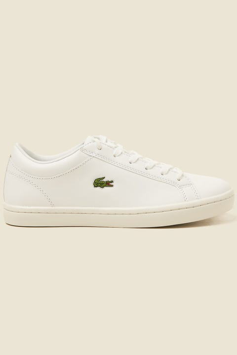 LACOSTE Straightset BL 1 White