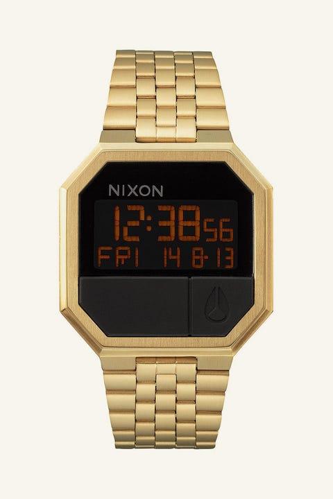 NIXON Re-Run Gold