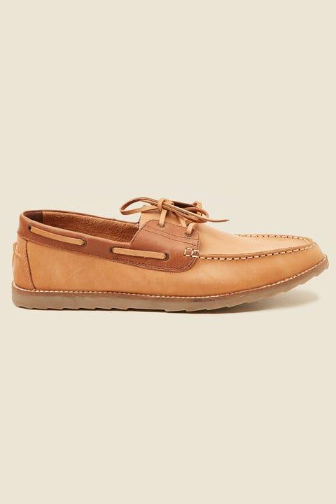 URGE Lochie Shoe Tan Multi