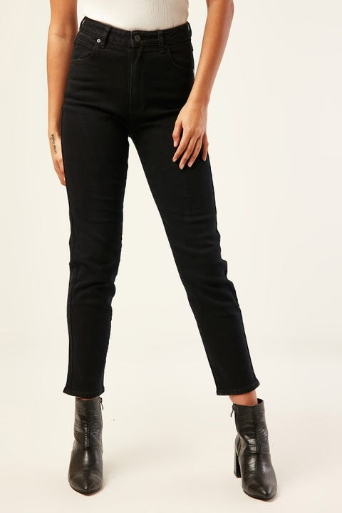 ABRAND A 94 High Slim LA Black