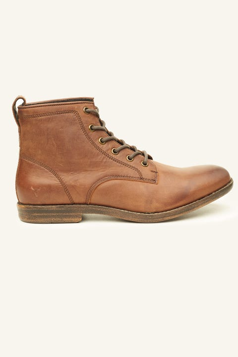 WINDSOR SMITH Krab Boot Brown