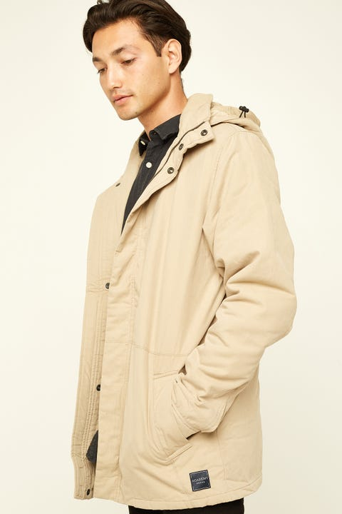 The Academy Brand Miller Jacket Stone