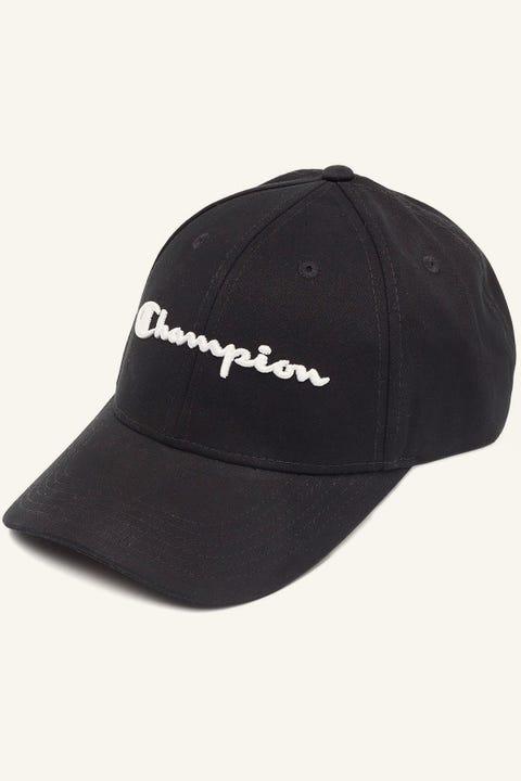 Champion Classic Twill Hat Black