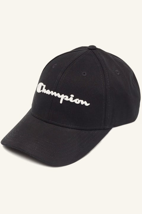 Champion Classic Twill Hat Black