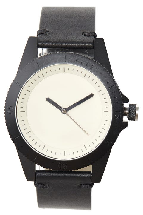 SIMPLE WATCH CO Explore Watch Black/White