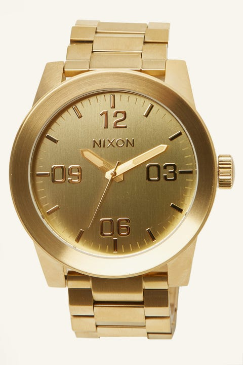 Nixon Corporal SS All Gold