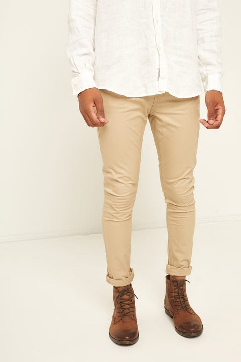 Lee Z-Roller Pant Stone