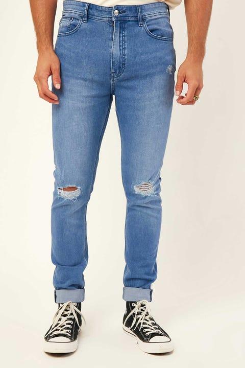 Lee Z-Roller Jean Punchy Blue