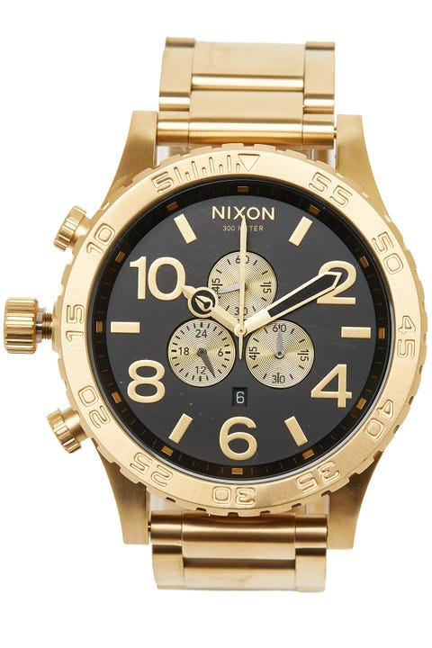 NIXON 51-30 Chrono All Gold/Black
