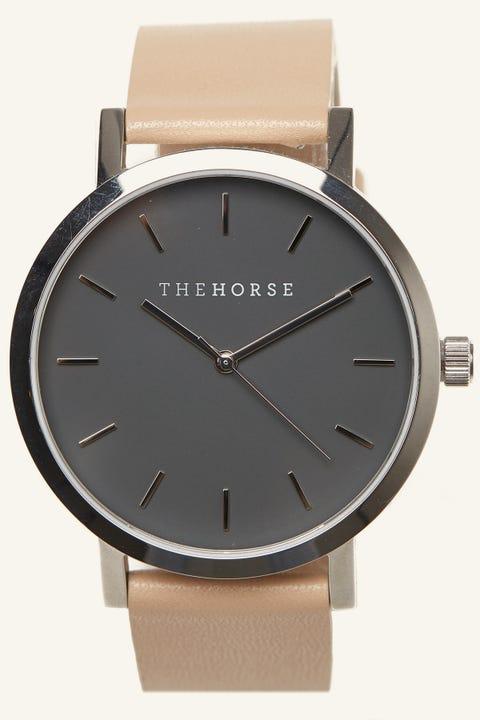 THE HORSE Original Watch St/Blk/Sand Sand