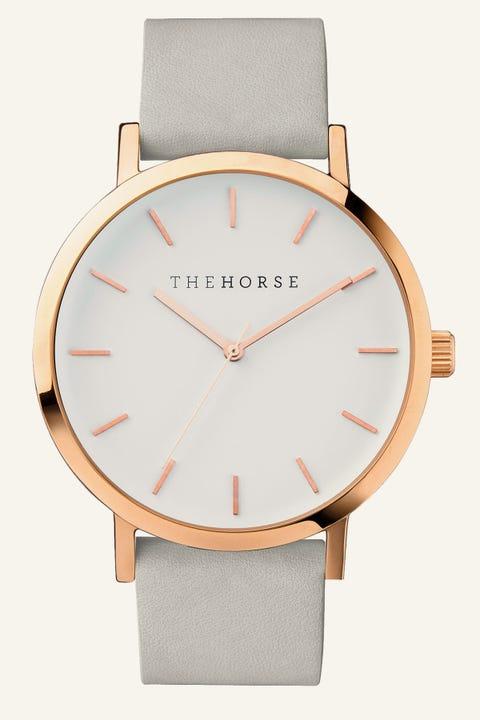 The Horse Original Watch Rose/Grey Rose/Grey