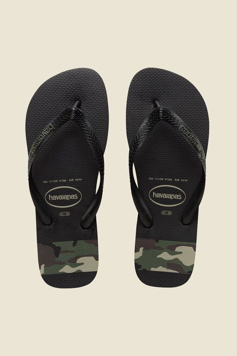 Havaianas Top Print Black/Green
