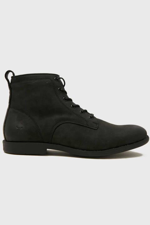 Windsor Smith Krab Boot Black