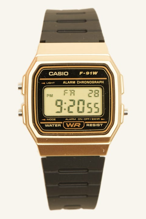 Casio Casual Classic Black/Gold