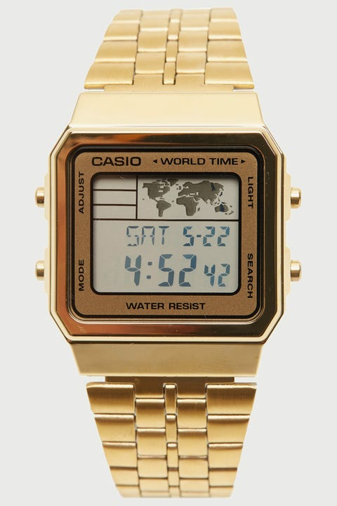 Casio A500 All Gold