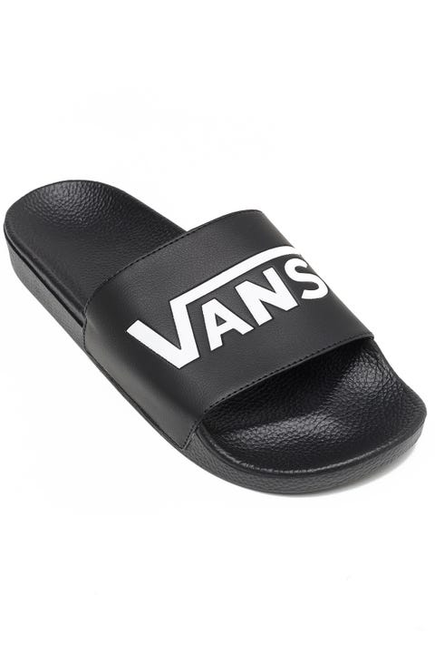 VANS Slide On Black Black