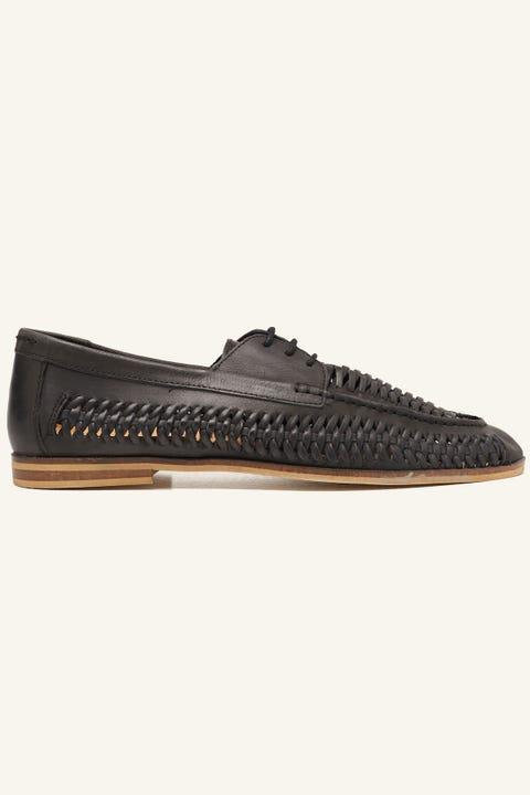 URGE Anchor Shoe Black