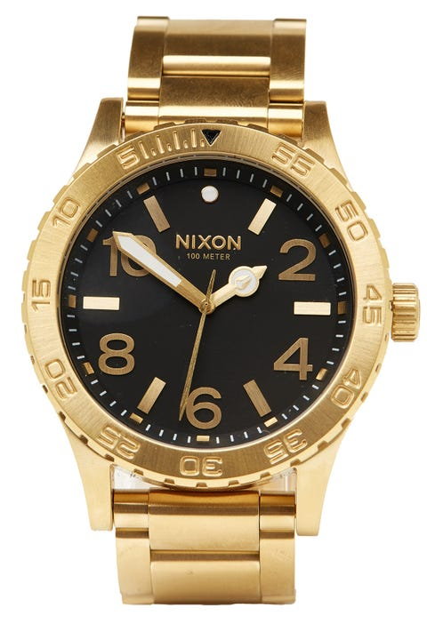 NIXON 46 All Gold/Black