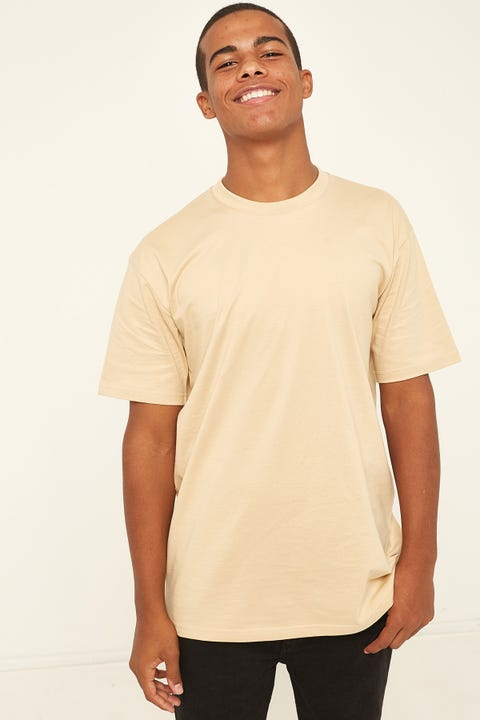 As Colour Classic Tee Tan