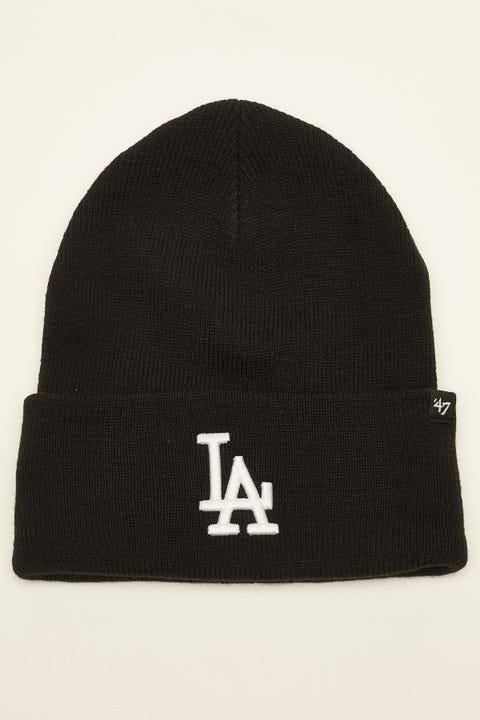 47 Brand Haymaker Beanie LA Dodgers Black