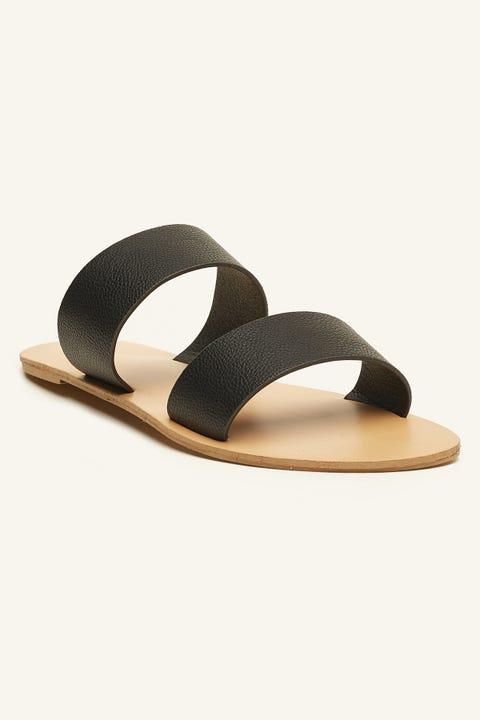 BILLINI Cuban Sandal Black