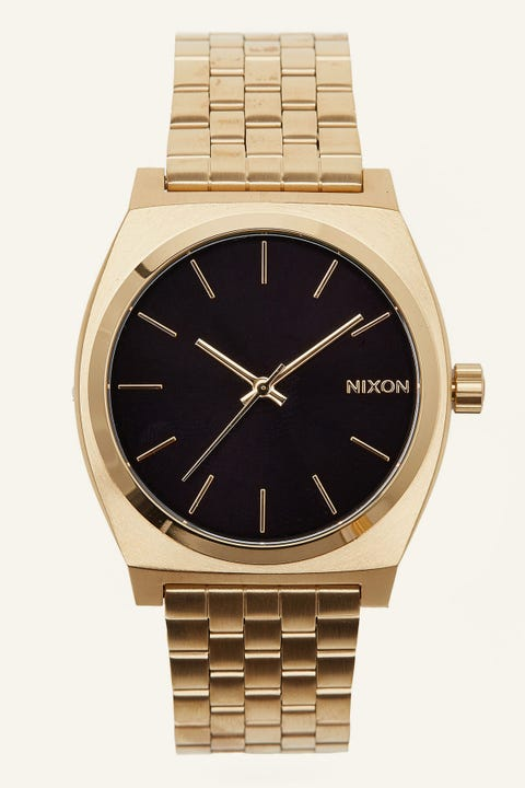NIXON Time Teller SS All Gold/Black Sunray