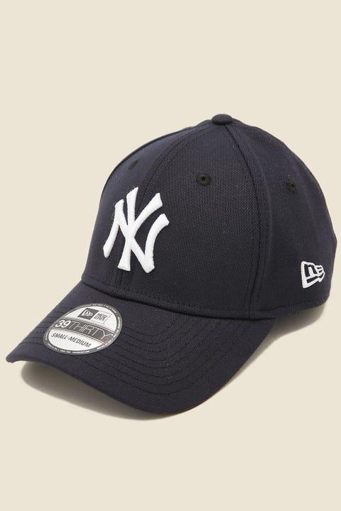 NEW ERA 39Thirty Stretch NY Yankees Navy